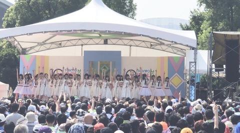 【意味不明】NGT48「メンバーは劇場からの再開を希望地元重視で活動します」→「TIFからのオファーでメンバーが出演を熱望して出演が決まりました」