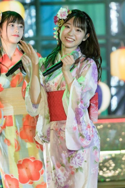 【AKB48】山内瑞葵「失礼ありがとうじゃなくて【失恋、ありがとう】だよー」【ずっきー】