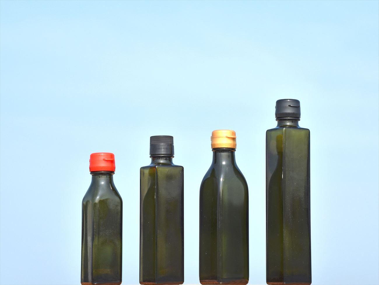 ちゅうくうwebSHOP店番日記 : 調味料瓶に遮光瓶を追加いたしました