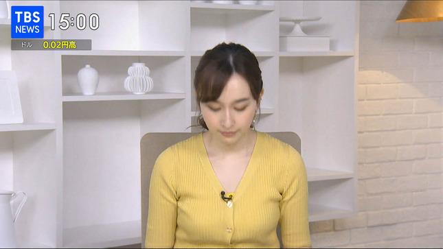 宇賀神メグ TBSニュース はやドキ! ぴったんこカン・カン 6