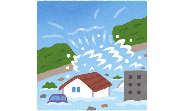 やっぱ水害のある地域って土地安いもんなの?