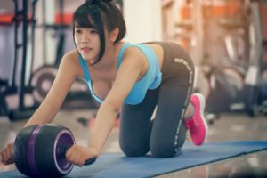 腹筋ローラー筋肉痛