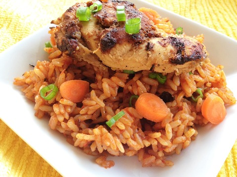 Nigerian-Jollof-Rice