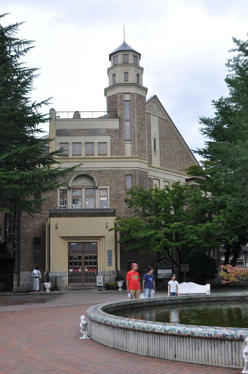 BLOG EDASHIN:[130804-5]中山道 奈良井宿・上諏訪観光