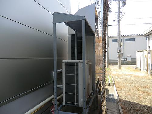 エアコン室外機の節電対策 : eTRUSTのecoブログ