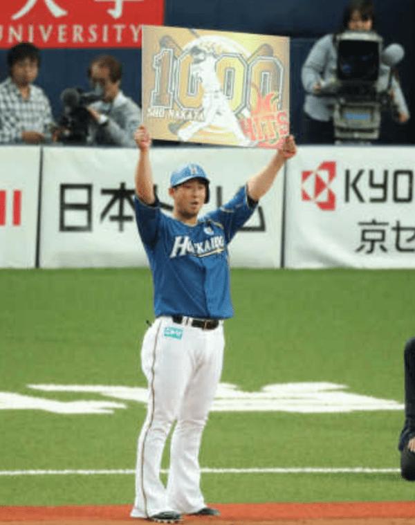 中田翔 : ポリー速報