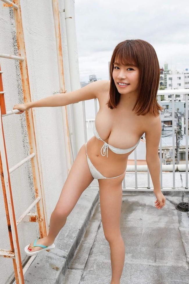 菜乃花 グラビア (13)