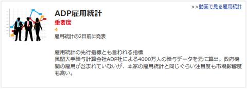 ADP雇用統計