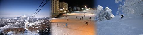 日本スキー場開発株式会