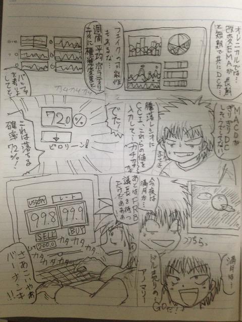 FX漫画2