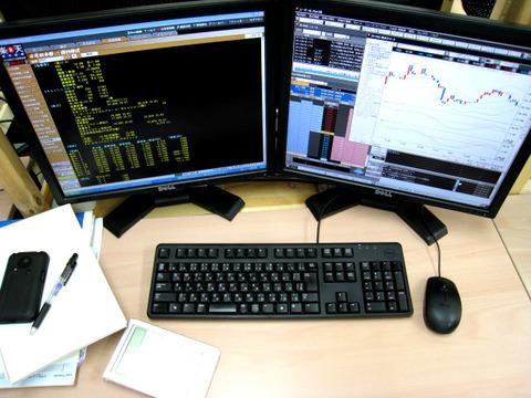 ネット証券の収益状況