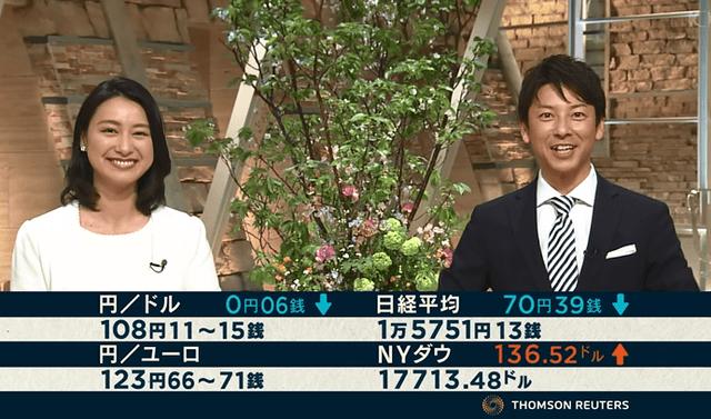 新しい報道ステーションのメインキャスター富川悠太氏