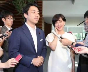 小泉進次郎氏が保有資産を公開、2億9,001万円で全て滝川クリステルさん名義w