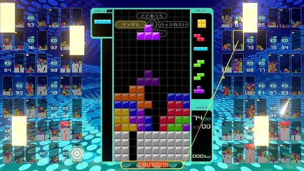 tetris99_Tスピンができる状況