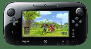 DQ10 Wii U画面