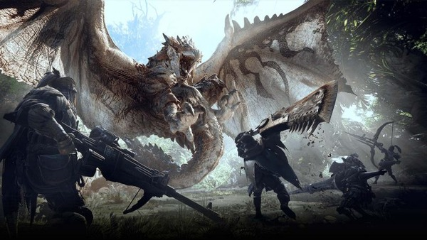 monsterHunterWorld