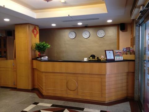 臺北車站 城美大飯店 : GAKUの旅記録