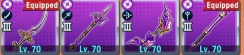 ヴォイド闇武器