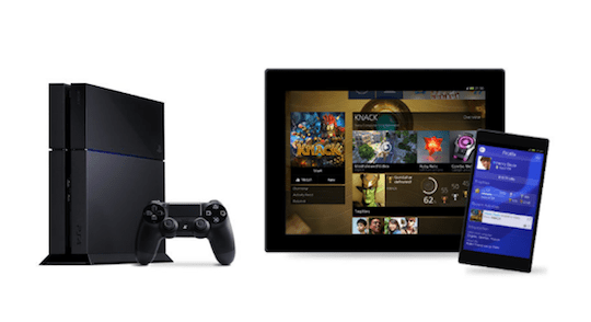 本機と連攜した第二の畫面として使用できる : 【PS4】がヤバい!驚きの互換機能!2月22日発売のPS4はこんな ...