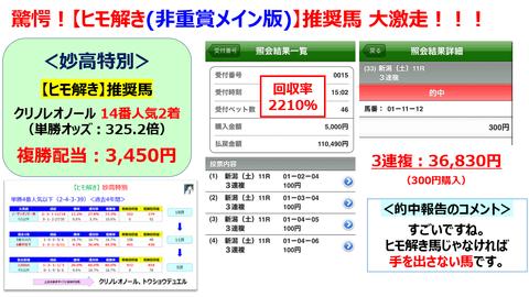 ヒモ解き非重賞1019