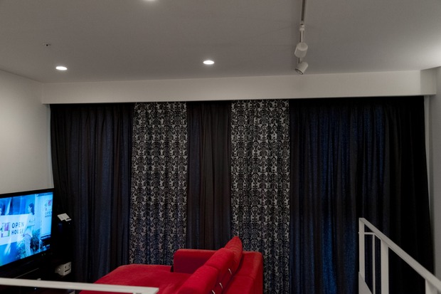 20160118ブラックトイプードル銀座リリー&ドナ04