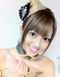 菊地亜美さんの髪画像