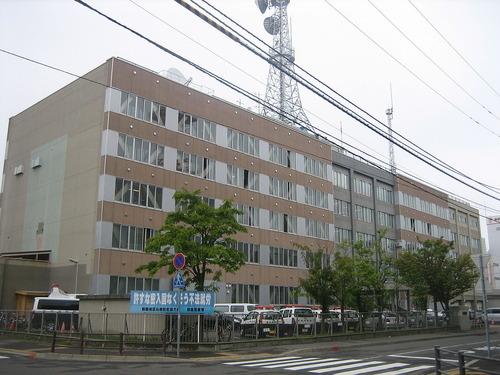 1280px-Kushiro_Police_Station