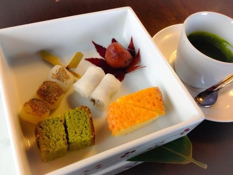 ジュヴァンセル祇園 〜珍しい抹茶フォンデュ〜 : COCOニャン ...