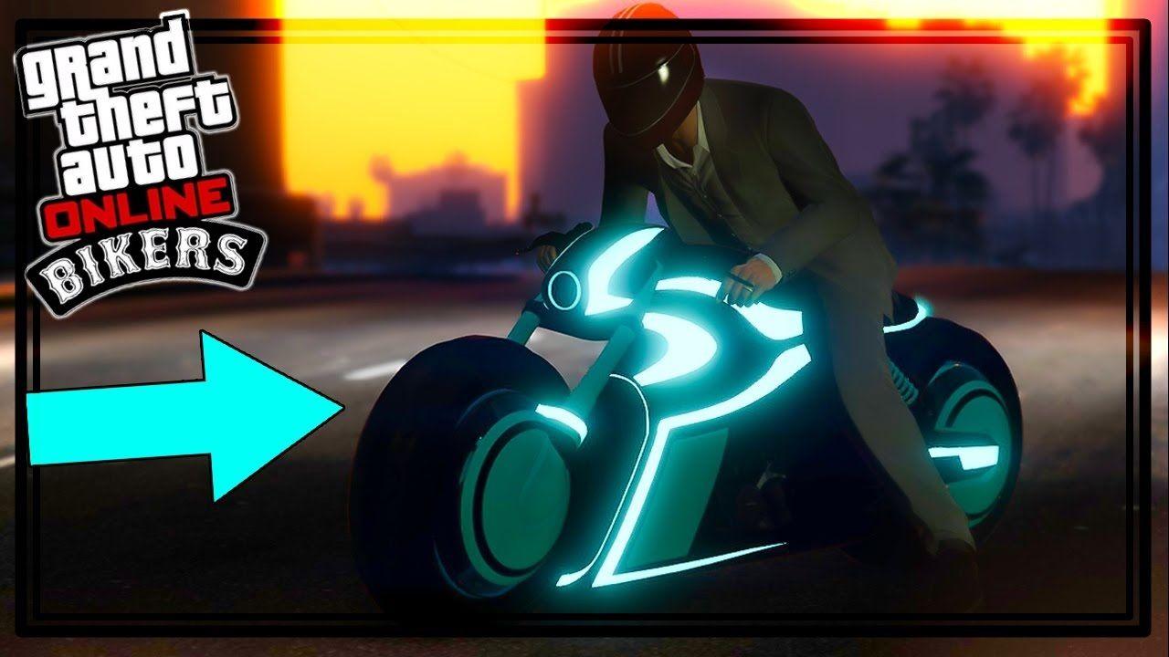 【GTA5】光る未実裝バイク「ショータロー」衝撃の価格設定 ...
