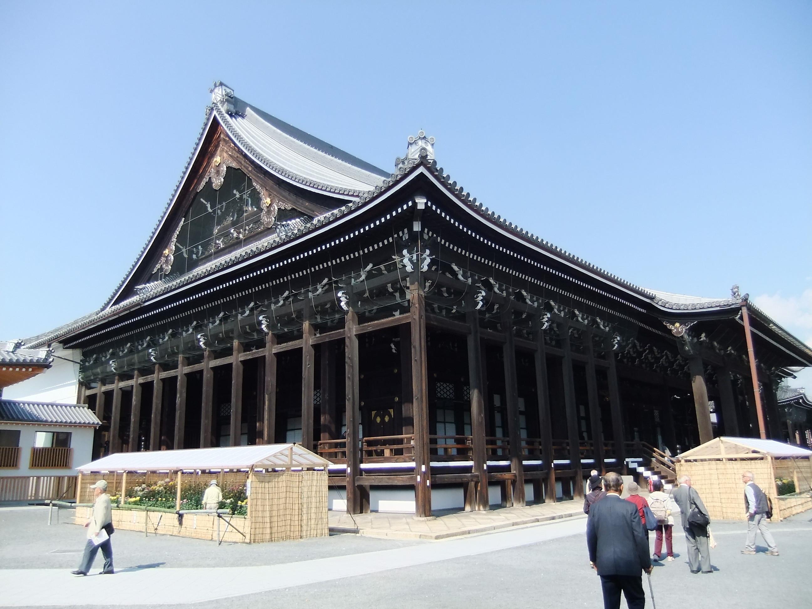 畫像 : 世界文化遺産 京都 西本願寺の風景畫像と動畫とまとめ ...