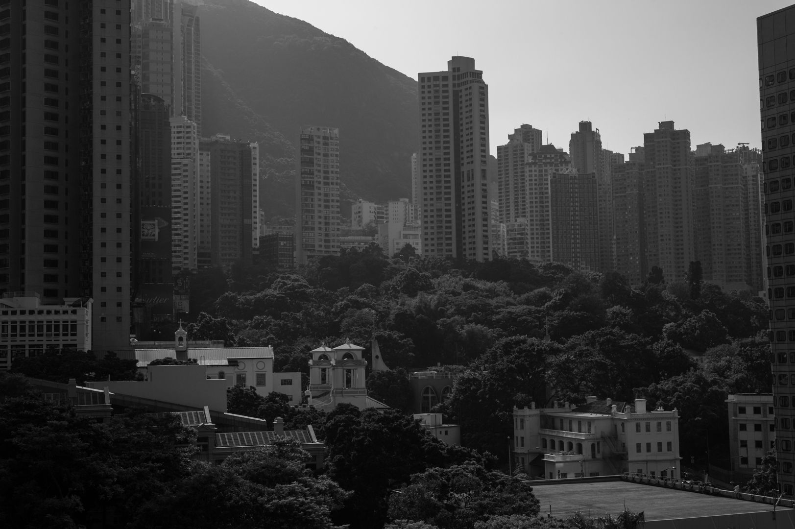 Leica M9 : 東京モノクローム