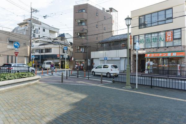 枚方公園駅-6