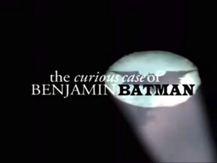ベンジャミン・バットマン-ジミー・キンメル