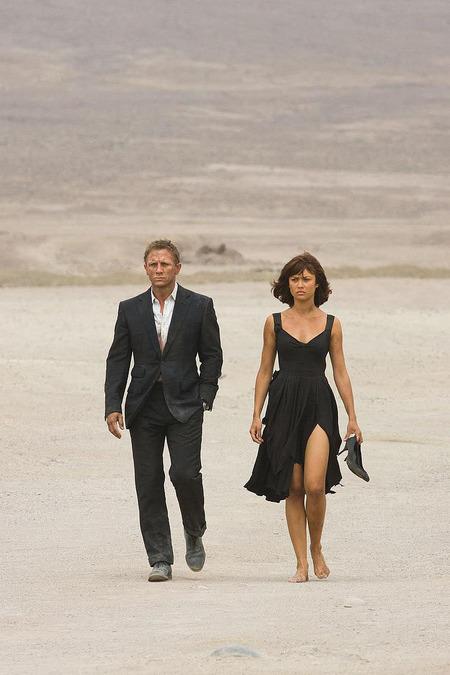 007-ジェームズ・ボンド-慰めの報酬
