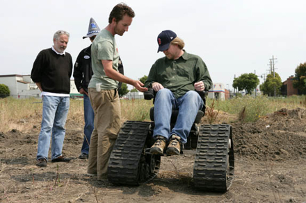 WALL-E/ウォーリー-車椅子?