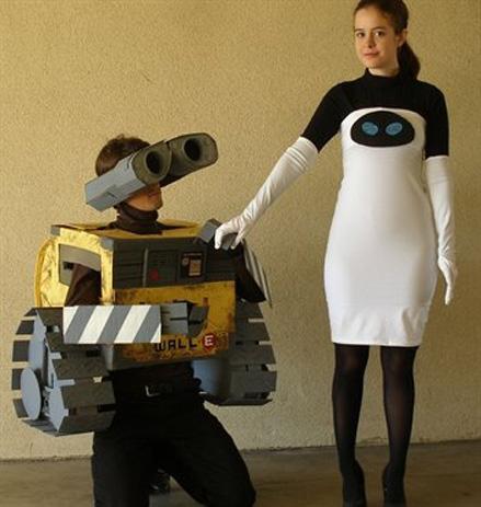 WALL・E-ウォーリー-コスプレ