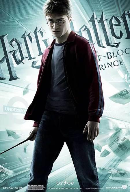 ハリー・ポッターと謎のプリンス-ダニエル・ラドクリフ