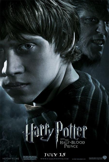 ハリー・ポッターと謎のプリンス-ルパート・グリント