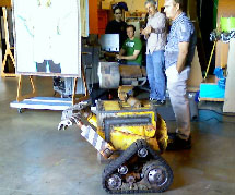 WALL-E/ウォーリー-ディズニーランド-2