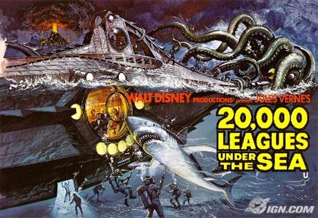 ディズニー-海底2万マイル