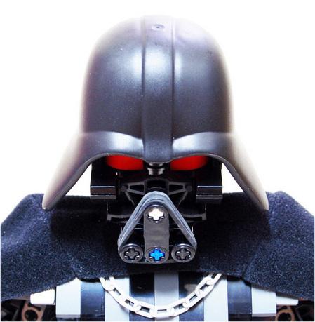 レゴ-スター・ウォーズ-ダース・ベイダー-6