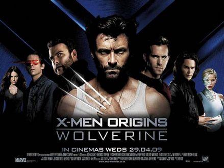 X-MEN-ウルヴァリン-ポスター