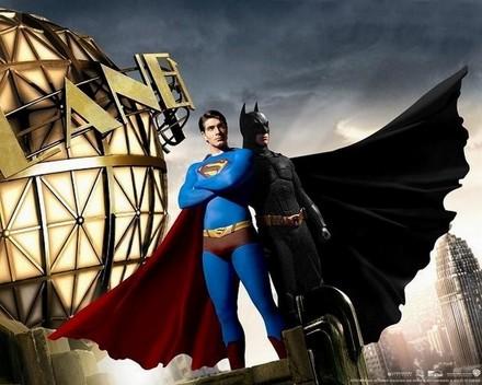 スーパーマンーバットマン