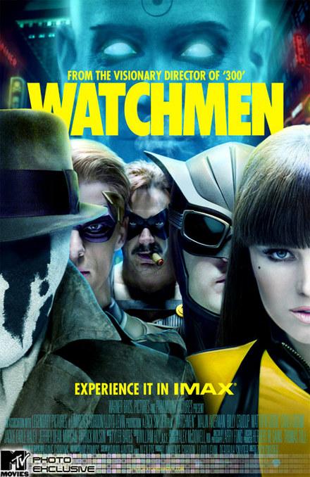 ウォッチメン-IMAX-ポスター