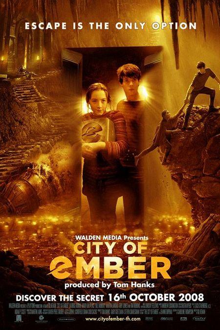 エンバー-失われた光の物語-ポスター