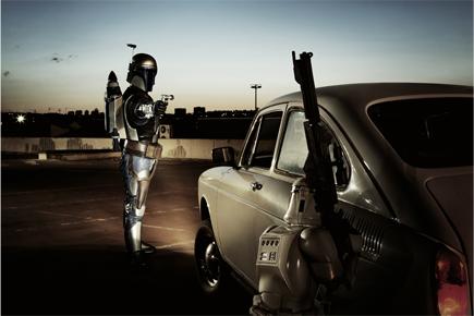 現代版スター・ウォーズ-1