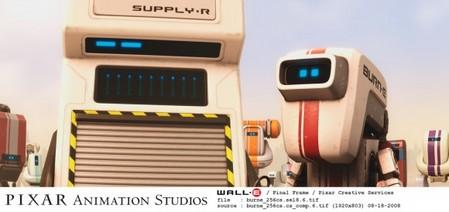 WALL・E -ウォーリー-バーニー-5