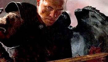 リメイク版の最新作「タイタンの戦い」で勇者ペルセウスに扮したサム ...