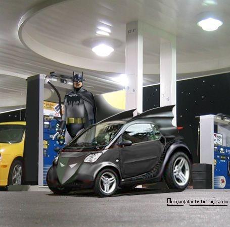 バットマン-バットモービル
