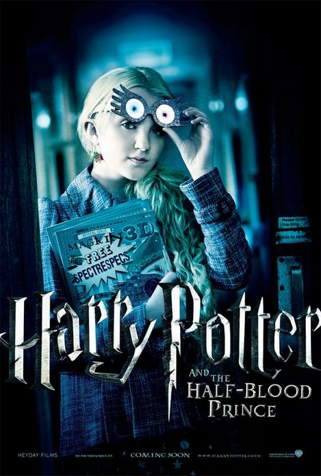 ハリー・ポッターと謎のプリンス-イヴァナ・リンチ